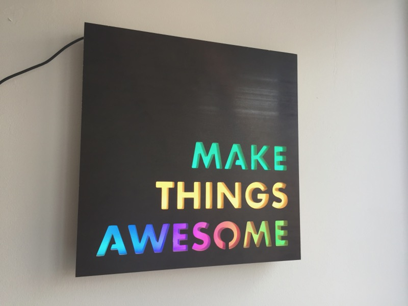 Make things awesome Logo
